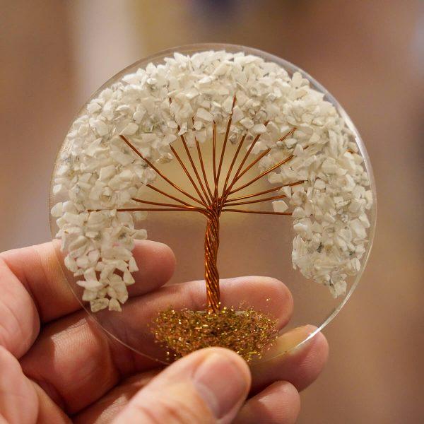Organite Tree of Life Coasters